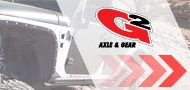 Differential Covers and Differential Cover Products from G2 Axle & Gear