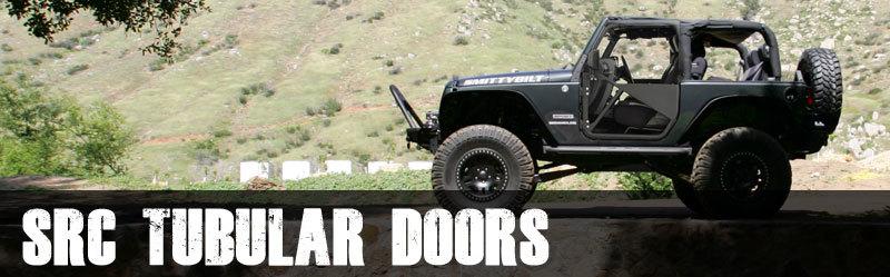 SRC Tubular Doors