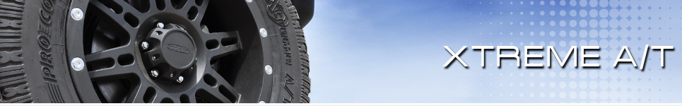 Pro Comp Xtreme All Terrain Tires