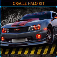 ORACLE Halo Kits