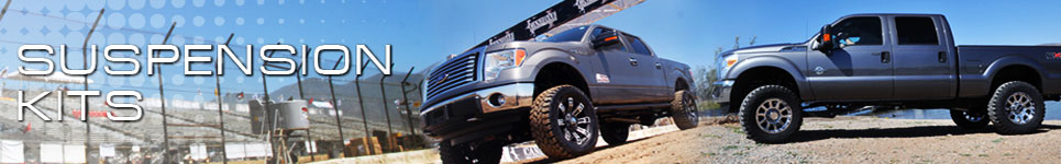 Pro Comp Complete Suspension Systems
