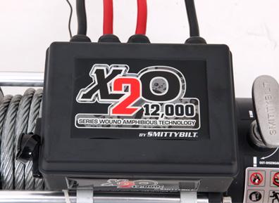 Smittybilt X2O 12 - 12,000 Lb. Winch