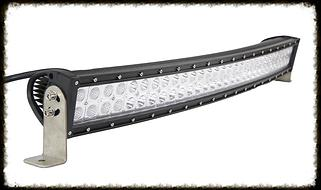 "Pro Series 40"" Curved LED Light Bar CREE LED"