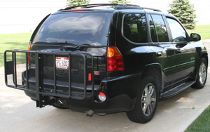 Rear Folding Heavy Duty Cargo Carrier