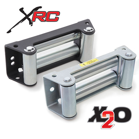 4 Way Roller Fairlead
