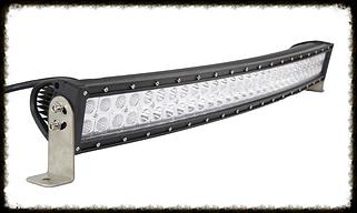 "Pro Series 20"" Curved LED Light Bar"