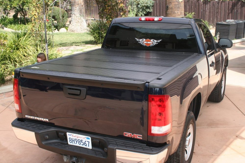 BakFlip G2 Hard Tonneau Covers