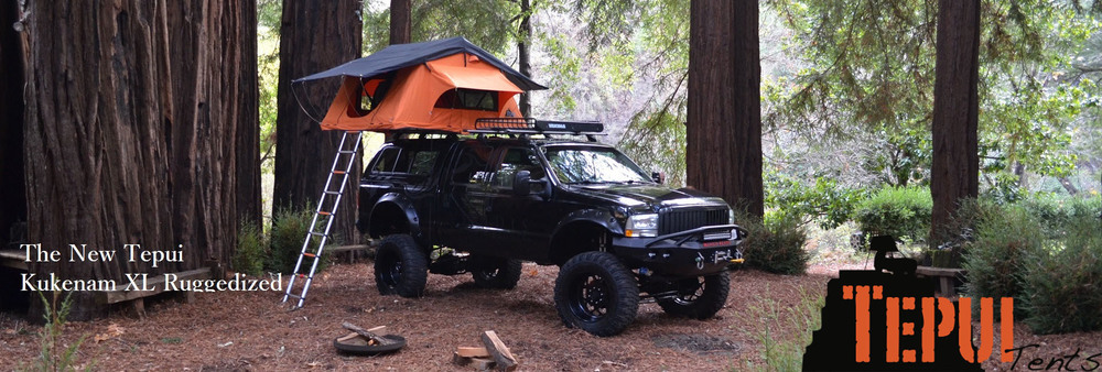 Tepui Roof Top Tents On Sale & Free Shipping only @ www.offroadupgrades.com