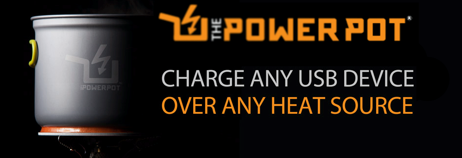 Be Prepared! The Power Pot Thermoelectric Generator Converts Heat Into Electricity.