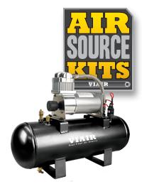 ViAirAir Source Kits
