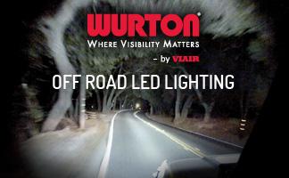 Wurton OffRoad LED Lighting - VIAIR | Appreciate The Light