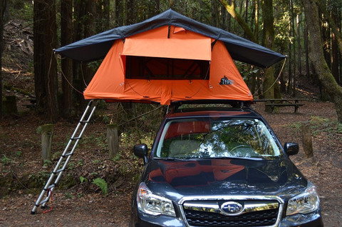 Tepui Tents Kukenam Ruggedized Roof Top Tent & Tepui Tents Products - Tepui Tents Kukenam Ruggedized Roof Top ...