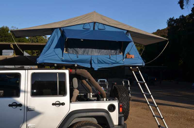 Tepui Roof Top Tents come with universal mounting brackets that allow easy mounting to most roof racks or after-market roof bars. & Tepui Tents Ayer Roof Top Tent - Camping Tent - Outdoor Tent - www ...