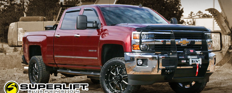 Superlift Suspension Leveling Kits All on Sale & Free Shipping Best Prices Online only at OffRoadUpgrades.com
