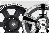 Truck Wheels & Car Rims All on Sale & Free Shipping at OffRoadUpgrades.com