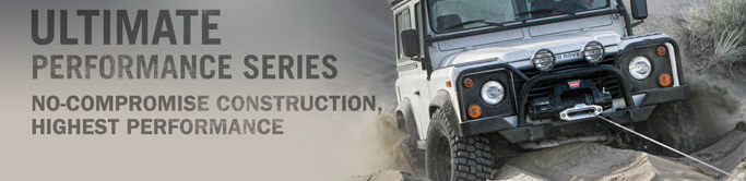 Jeep, Truck & SUV Winches