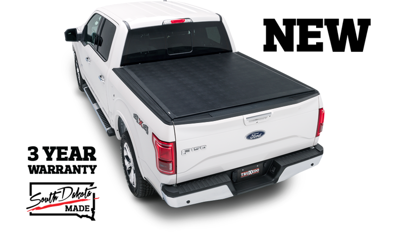 TruXedo Titanium Hard Roll-Up Tonneau Cover