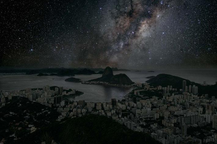 """Rio de Janeiro 22° 56′ 42"""" S 2011-06-04 Lst 12:34"""