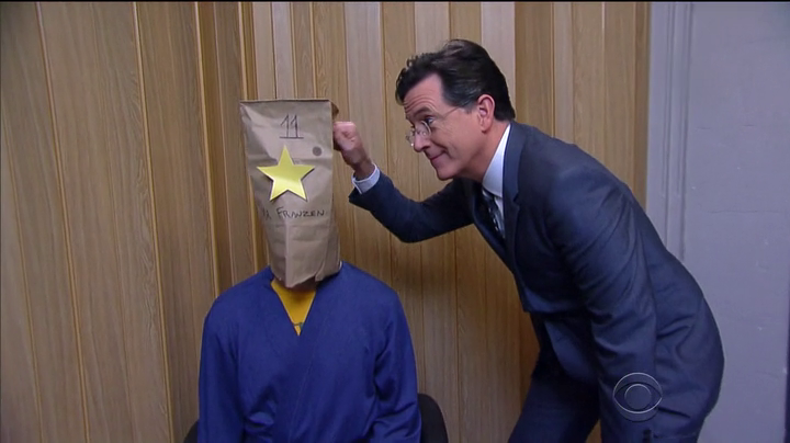 The Late Show w/ Stephen Colbert
