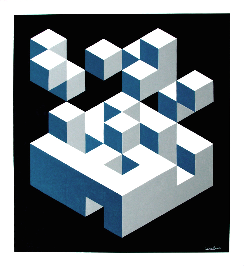 Cubic Evaporation