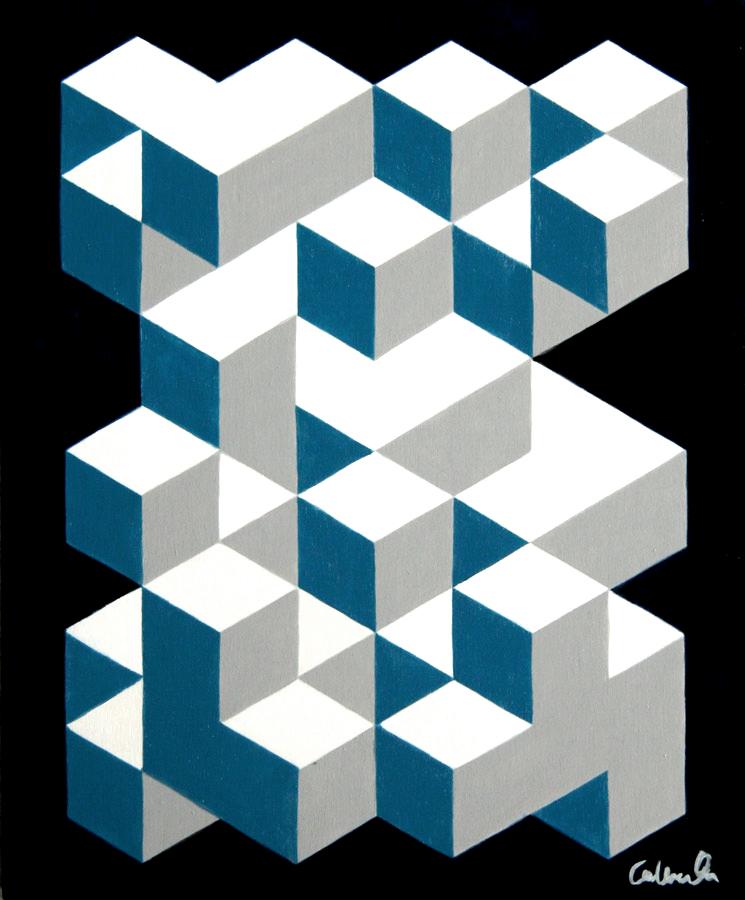 Cube Study II