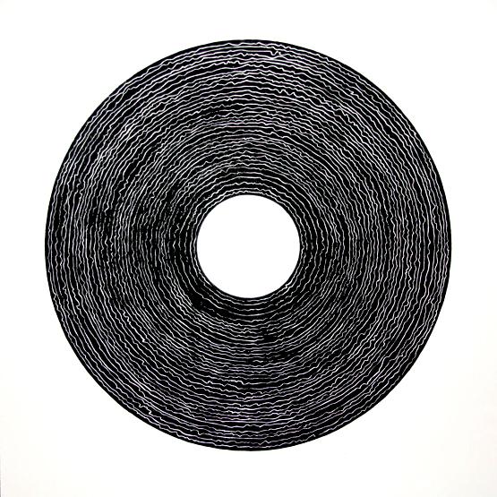 Organic Concentric Circles