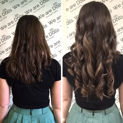 Not Only Can Hair Extensions Be Used To Add Gorgeous Length And Thickness Your Natural But They Also Create Amazing Colour Effects