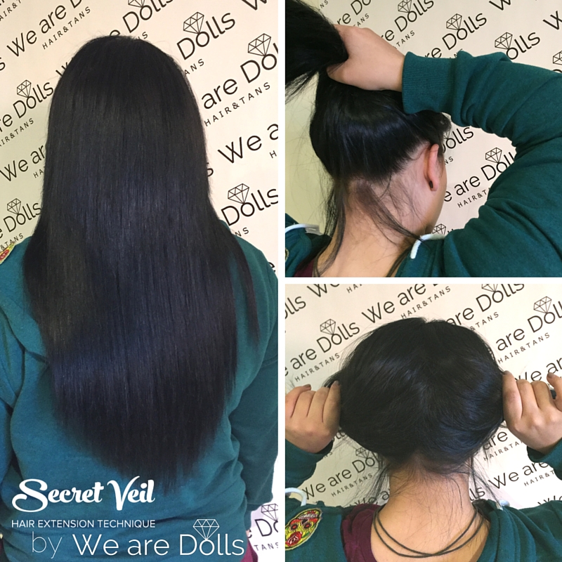 """ Lovely experience, very professional and friendly, great knowledge and advice in caring for extensions , will be back in the future. Thank you! """