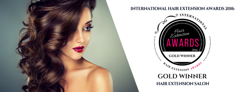 gold winner international hair extension awards best salon