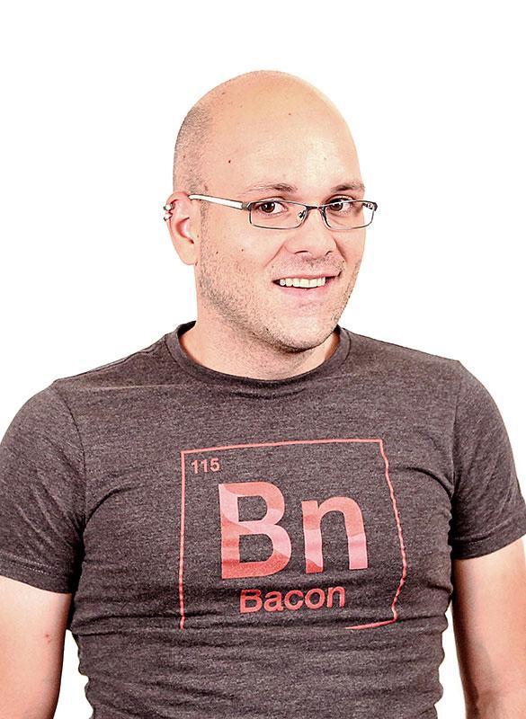 Mario Georgopoulos Technicien Informatique expérience client