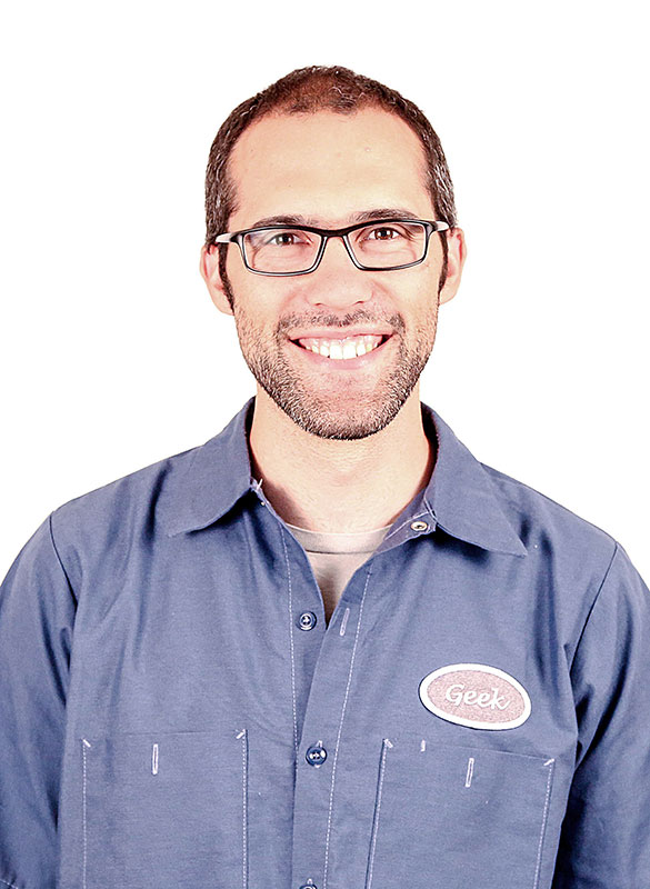 Martin Pellerin  Directeur des projets stratégiques