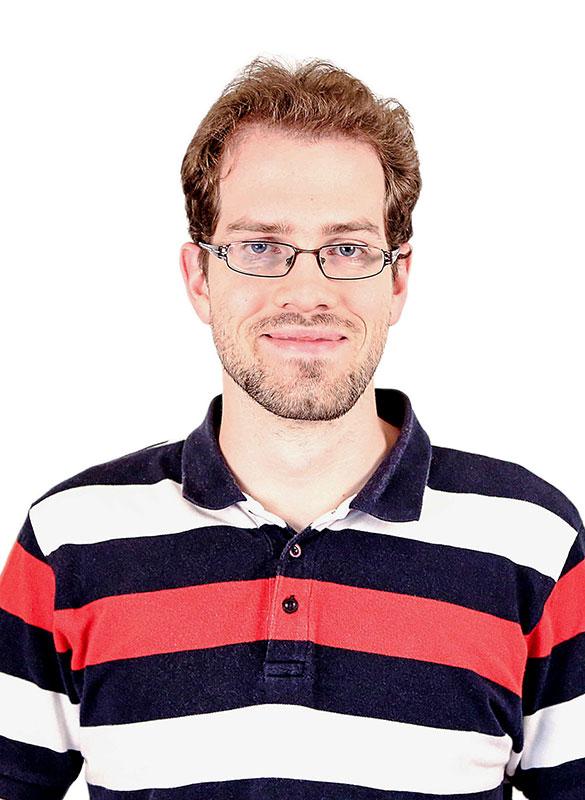 Gabriel Girard Développeur logiciel