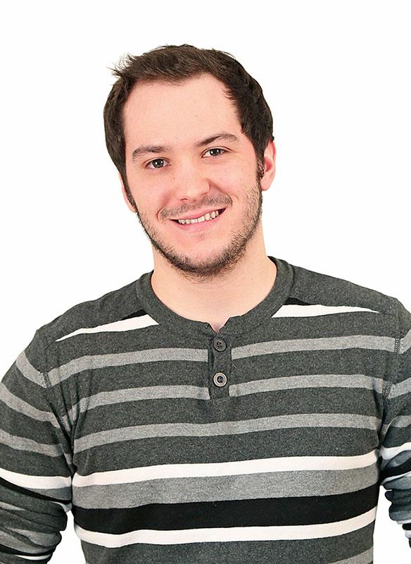 Antoine Cloutier Développeur logiciel