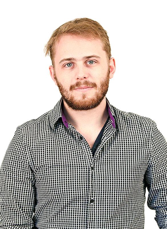 Mathieu Plante-Bouchard Développeur logiciel