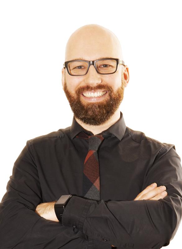 Jean-Charles Perron   Directeur du développement logiciel