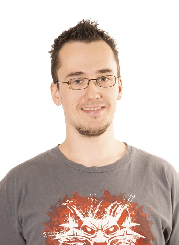 Francis  Corriveau   Développeur logiciel
