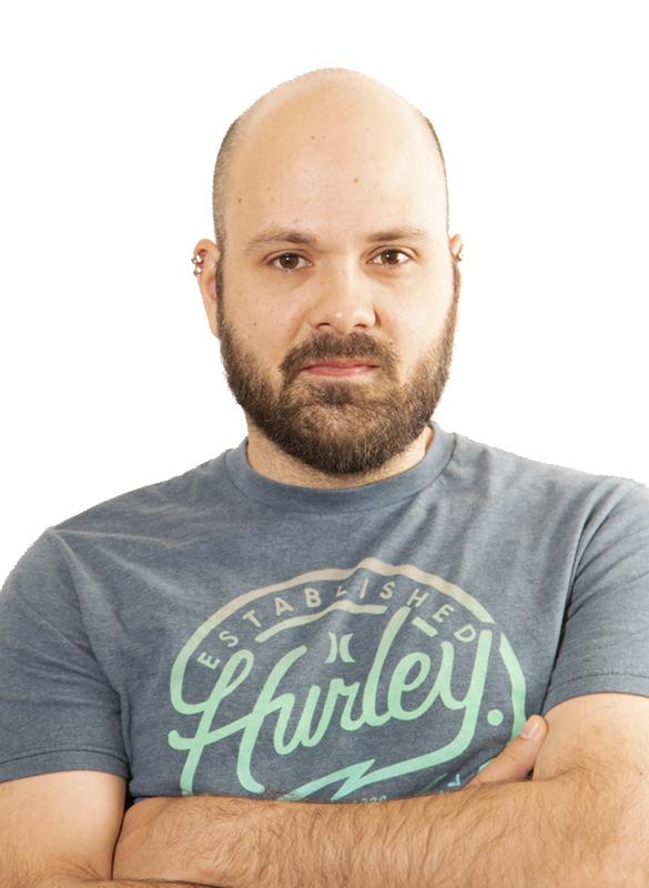 Mario Georgopoulos  Super user experience specialist