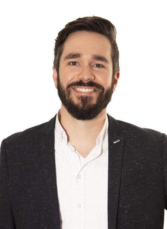 Xavier Boilard  Président directeur général