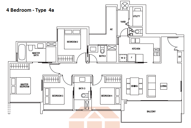Bartley 4 bedroom - type 4a.png