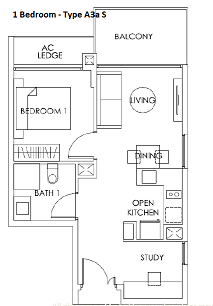Bedok Residences - 1 Bedroom.png