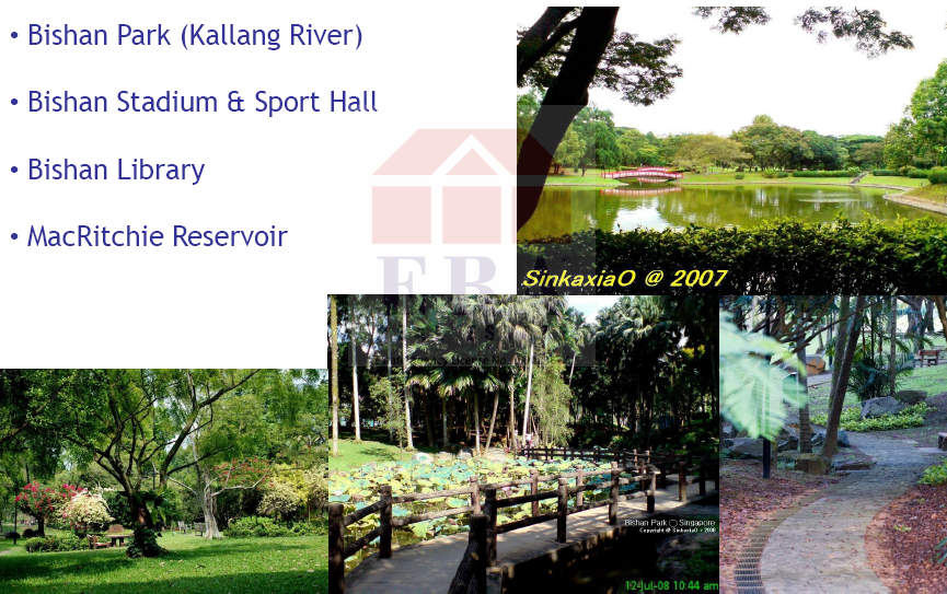 Parks and Reservoirs