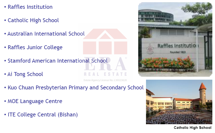 Schools and Institutions of learning