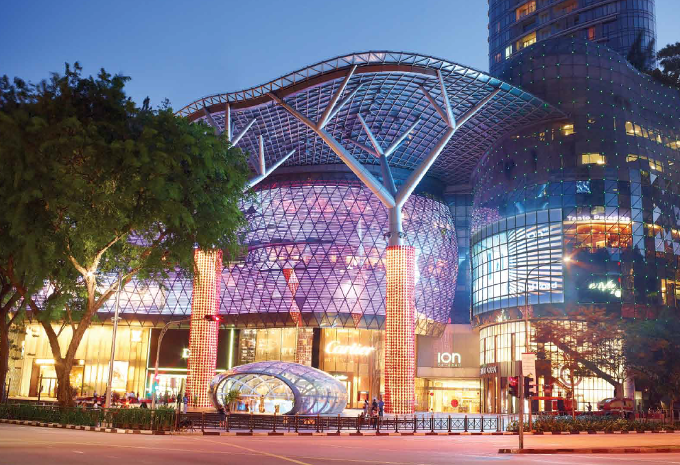 The Gem of Singapore retail scene