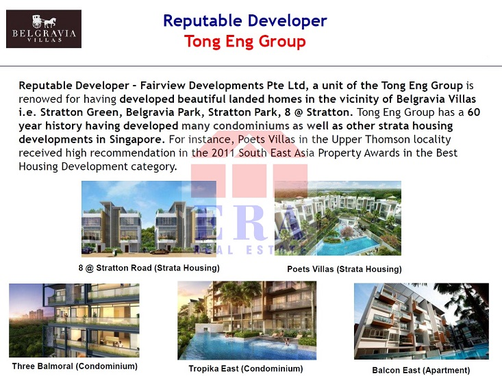 Tong Eng - Belgravia Villas Developer