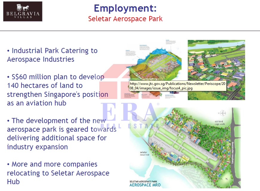 Seletar Aerospace Park generates increased employment