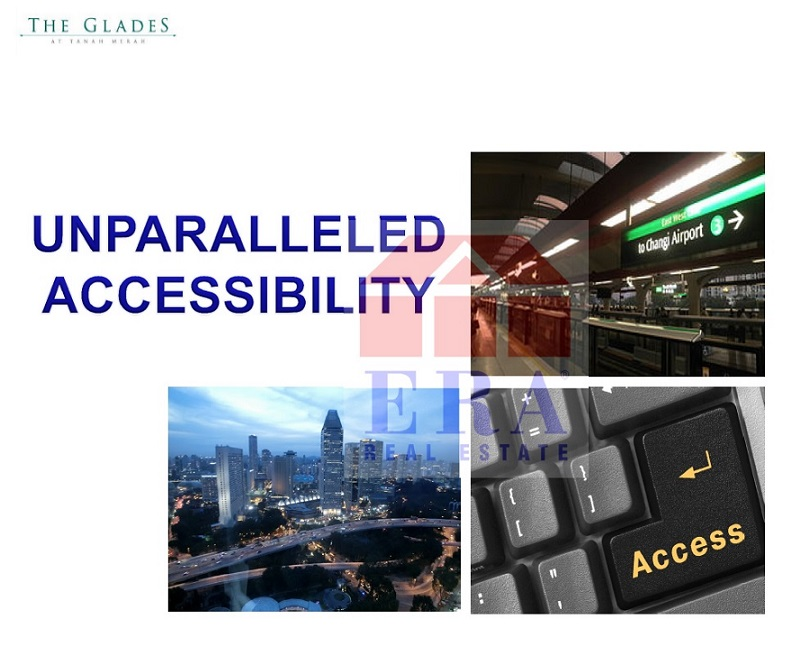 Unparalled accessibility