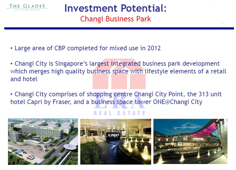 Changi Business Park - more details