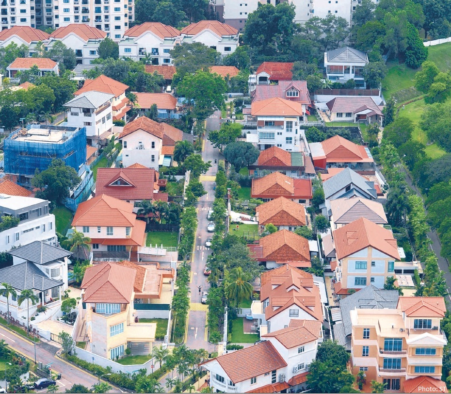 Limited supply: As at the second quarter of 2013, there was a total completed supply of 282,528 private residential units, of which 211,923 units are non-landed and 70,605 are landed. This means 25 per cent of the total housing stock is landed.