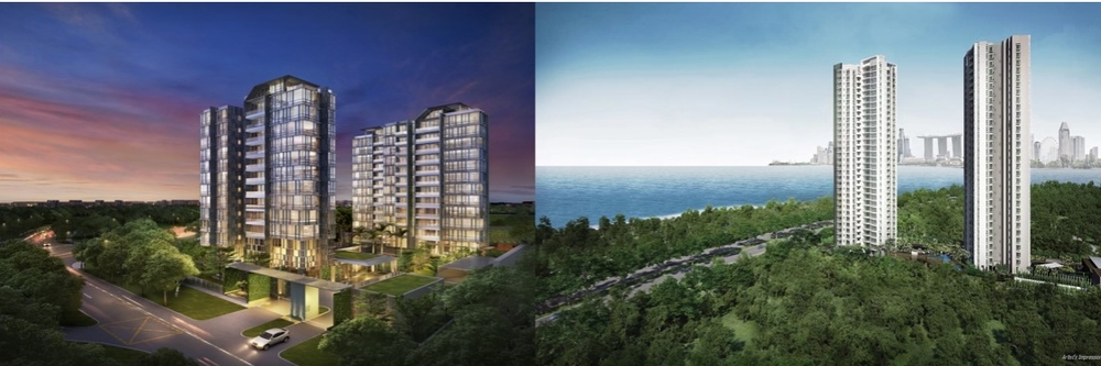 Hong Leong's Luxurious Residences - One Balmoral and The Meyerise