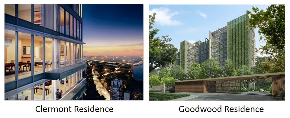 Guocoland Singapore properties